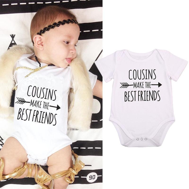 Նոր Cute Baby Rompers Ամառային հանդերձանք - Հագուստ նորածինների համար - Լուսանկար 6