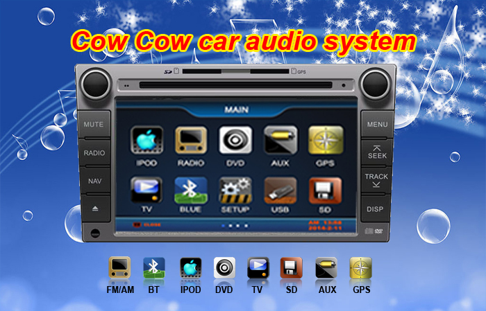 car GPS apply KIA FORTE,Applicable FORTE, automotive multimedia systems. - zhi chen's store
