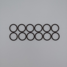12 Pcs 248131 Allingrosso O ring Kit Aftermarket Per AP Pistola A Spruzzo