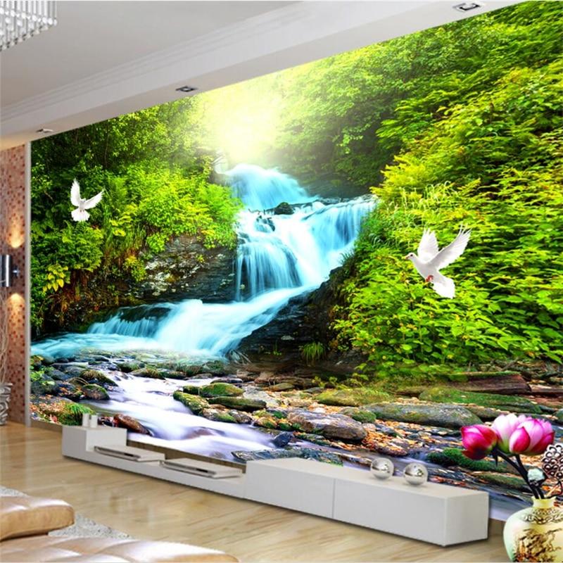 title | 3d Murals Wallpaper For Outdoor Wall