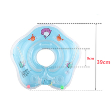 Newborn Baby Inflatable Floating Ring