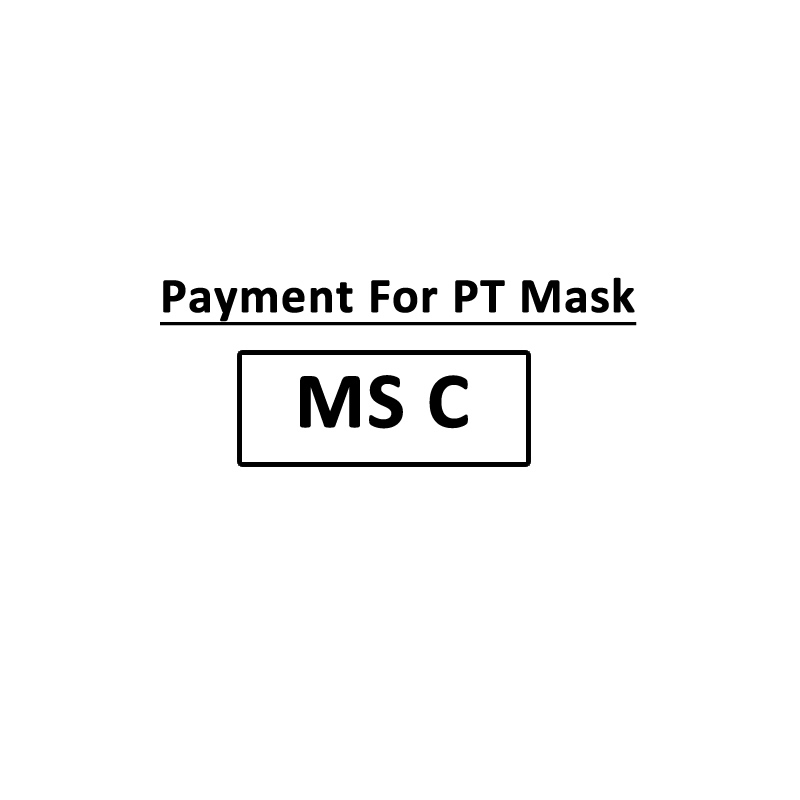 New PT MASK FOR PAYMENT( MS C.) op17 6av3617 1jc20 oax1 keysters mask new