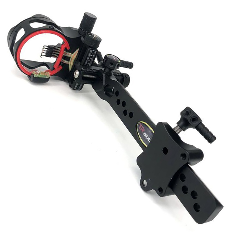 5 pins Compound Bow Sight 019