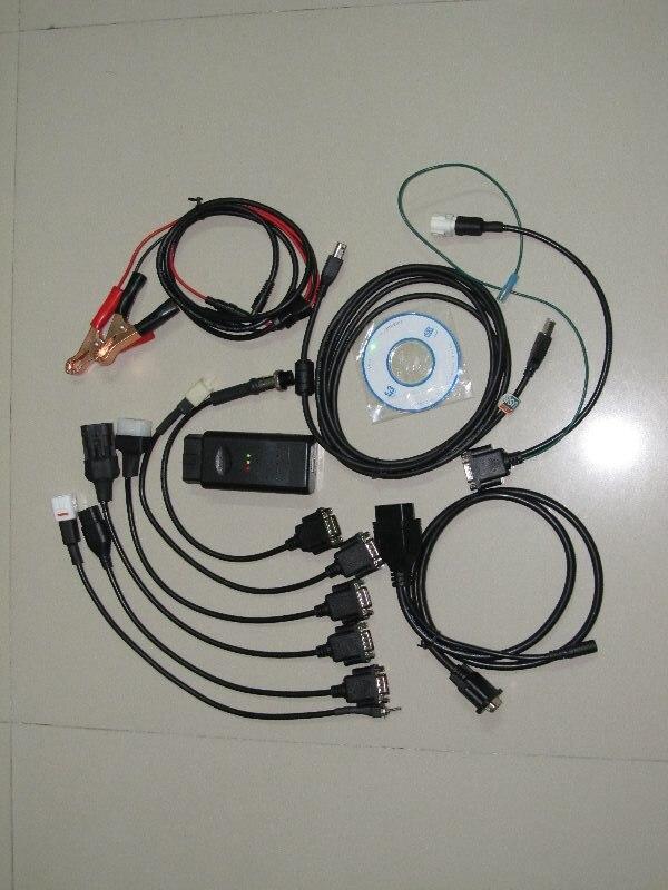 7in1 universal für suzuki motorrad diagnosetool für honda für yamaha SYM KYMCO, HTF, PGO für honda motorrad scanner