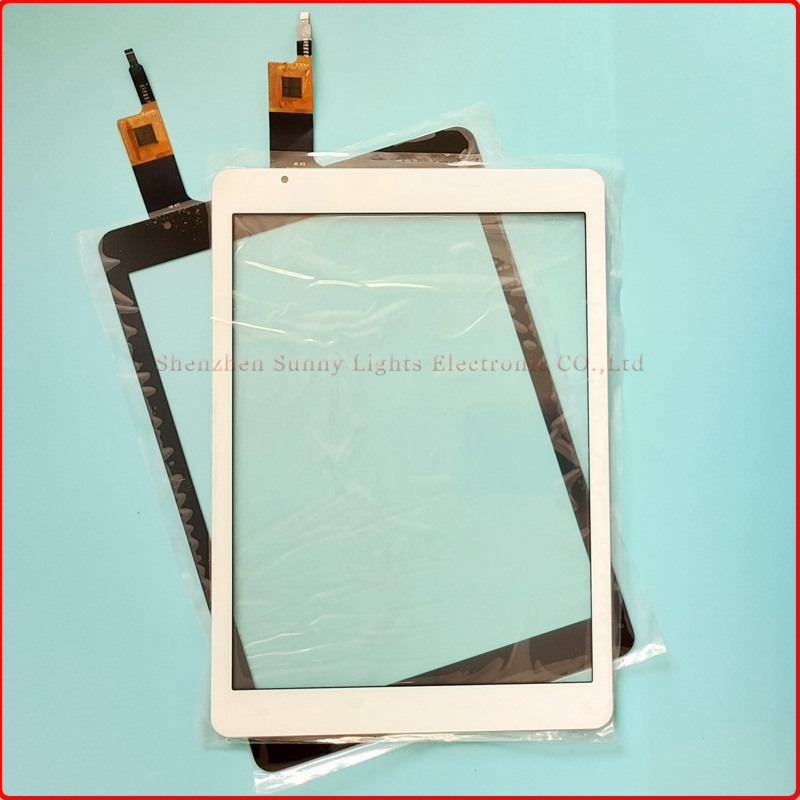 9.7 inch High Quality OLM-097D0761-FPC Ver.2 Ver.3 Touch Panel Screen Digitizer Repair For Teclast X98 Air III 3 Tablet Glass new for 9 7 teclast x98 plus ii tablet x98 plusii olm 097c1569 ver 1 touch screen panel digitizer glass sensor replacement