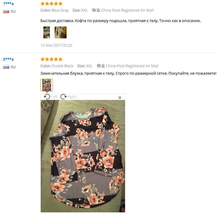 роги осень мода 2017 г. для женщин блузка повседневное цветочный принт с длинным рукавом блузки для малышек осенняя рубашка с рукавами 3/4 туника топы корректирующие лето осень топы