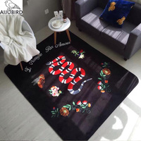 Chinese Style Carpet Large Living Room Carpets Bedroom Rugs Tea Table Rectangular Floor Mat Thick And