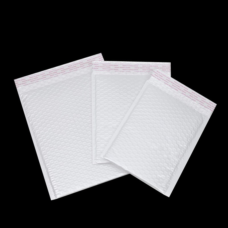 50pcs Multi-size Envelopes White Bubble Envelope Courier Bags Packaging Shipping Bags Bubble Mailing Bags Padded Envelopes