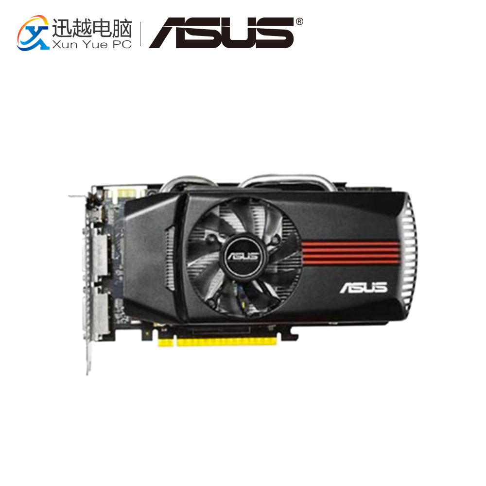 ASUS GTX560 SE-DC-1GD5 Original Graphics Cards 192 Bit GTX 560 SE GDDR5 Video Card VGA DVI Mini HDMI For Nvidia GTX560 SE защитная пленка highscreen verge матовая