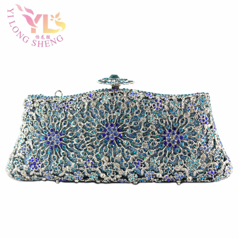 Fashion Clutch And Evening Bags Made with Crystal Pillow Shape Ladies Shoulder Handbags Crossbody Bags Hardcase Ladies YLS-HOW11 graham condenser 300mm length 24 29 joint 10mm hose connection laboratory instrument