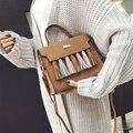 Chegada nova Trapeze Tote Bolsas de Couro Das Mulheres Sacos de Ombro Das Senhoras Do Partido Do Vintage Da Moda Top-Handle Bags Com Tassles 830