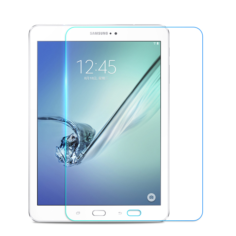9H Premium Tempered Glass Screen Protector for Samsung Galaxy Tab S2 9.7 T810 T813 T815 T819 Anti-Scratch Protective Glass Film premium tempered glass