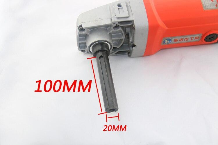 220 V-os elektromos huzalhúzó gép, húzópad, hordozható - Elektromos kéziszerszámok - Fénykép 5