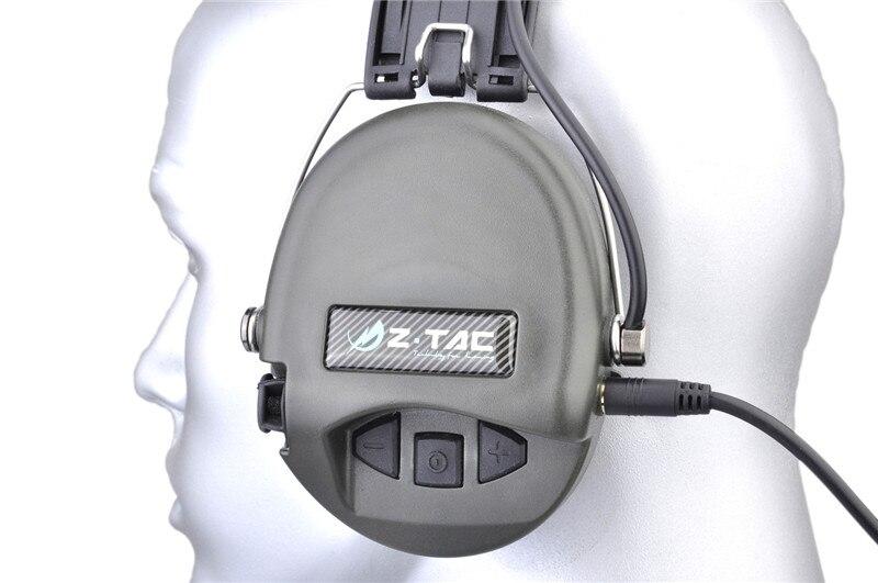 ipsc redução de ruído tiro fone de