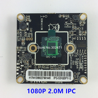 Sony XMeye IP Camera 1080P 2MP Sony IMX323 HI3516C CMOS IP Camera Module IP PCB Board