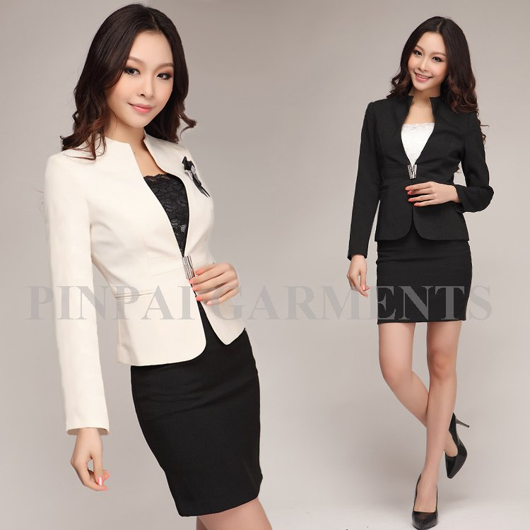 Professional Clothes For Women Works Wear Suits For Women Just For ...