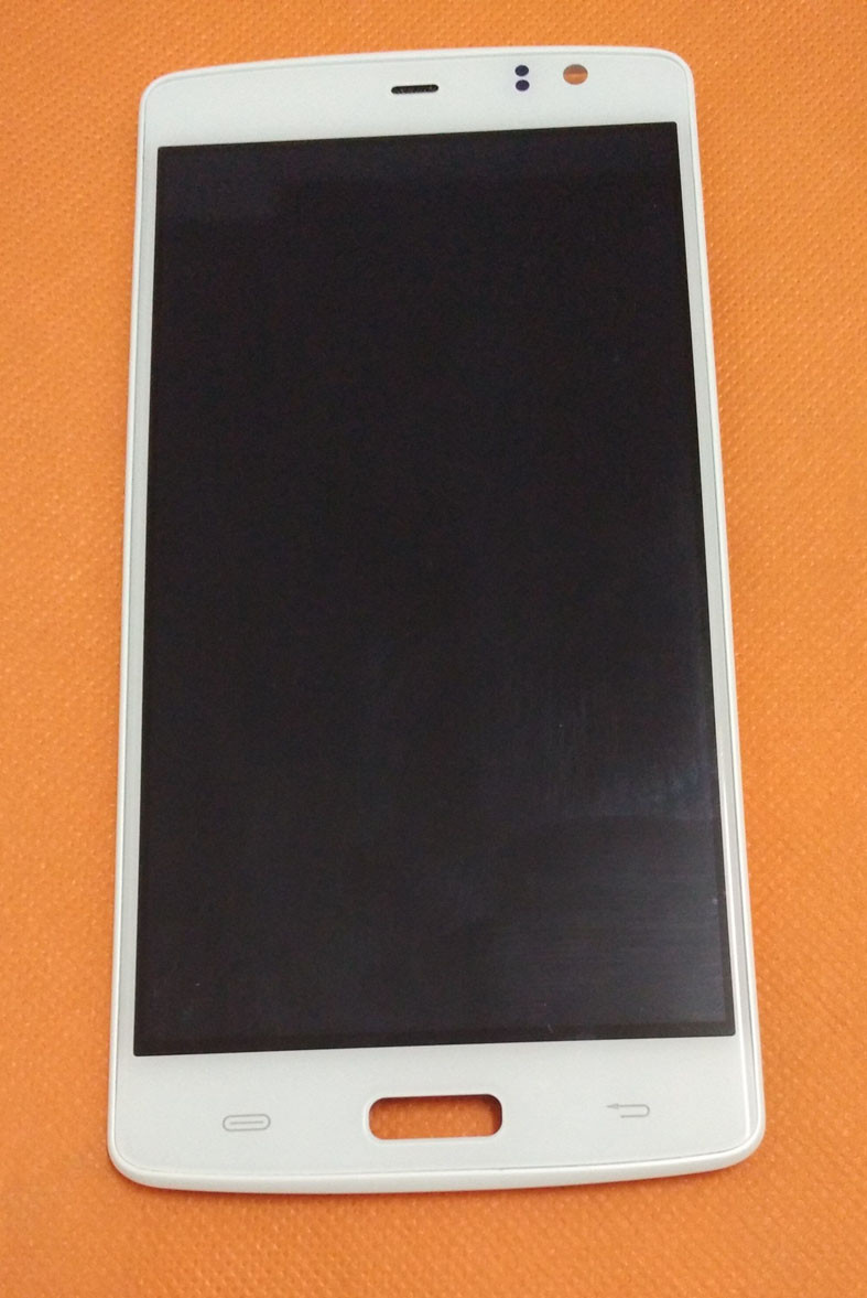 Old Original LCD Display Screen + Touch Screen + Frame for ECOO E04 5.5 MTK6752 FHD 1920x1080 4G LTE Freeshipping