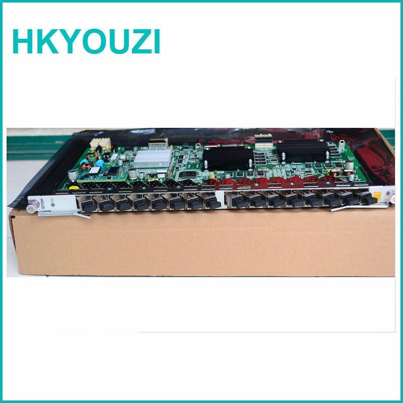 ¡En stock! Tarjeta GTGH, tarjeta de línea GPON de 16 puertos con 16 - Equipos de comunicación