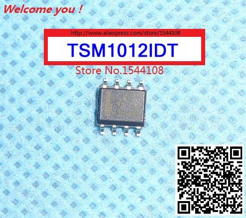 TSM1012IDT CTRLR BATT CHRGR/ADAPT 8-SOIC 1012 TSM1012 20PCS