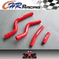 FOR YAMAHA YZ250F YZF250 YZF 250 F 2007 2008 2009 silicone radiator hose 07-09 RED
