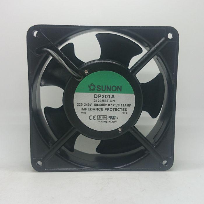 купить SUNON  DP201A 2123HBT AC220V 12038 cooling fan недорого