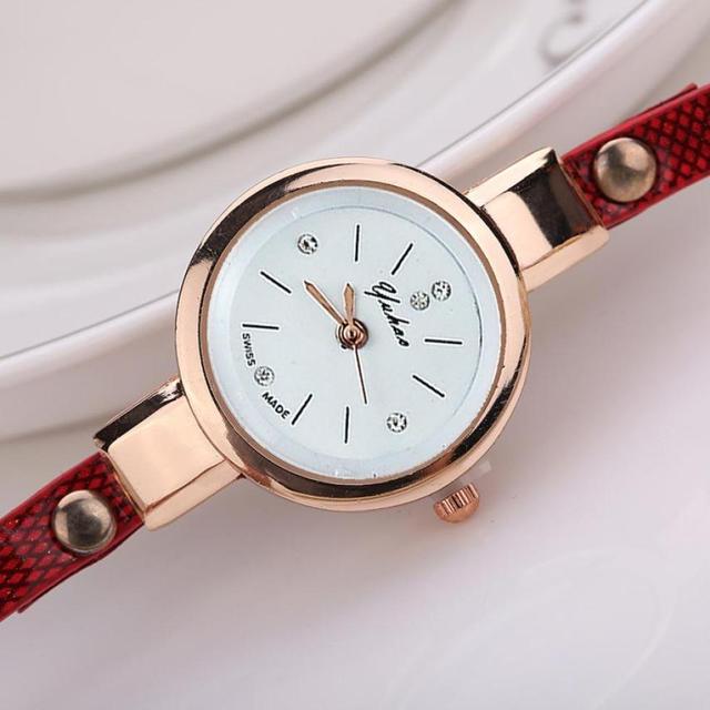 Women Metal Strap Watch analog quartz bracelet watch ladies watches top brand luxury casual clock women vintage wristwatch women