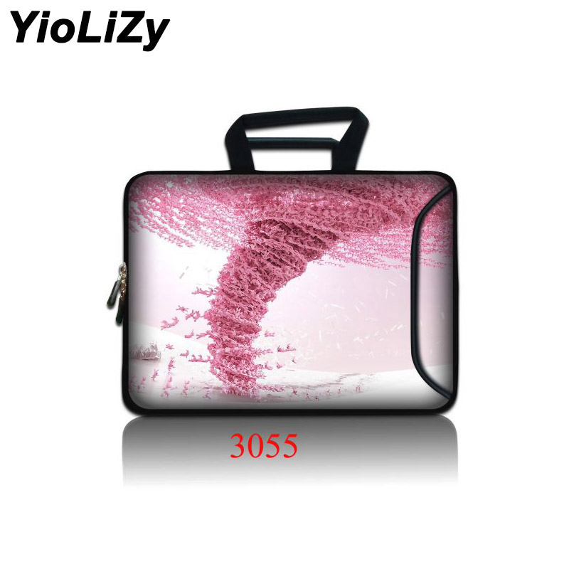 Laptop Bag Handbags tablet Case with pocket 10 12 13.3 14 15.6 17.3 Notebook sleeve cover For Macbook AIR PRO 15 Retina SBP-3055