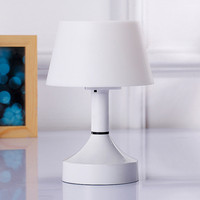 oobest Eye-Protection Desk Lamp USB Rechargeable LED Desk Table Lamp sound Sensor Night Light 3 types 2 colors Portable