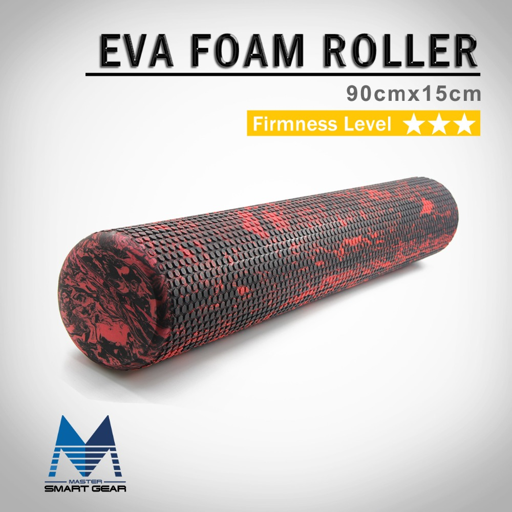 90cm Foam Roller EVA Muscle Massage Roller Trigger Point Fitness Foam Muscle Relaxation Ship From Australia dynamik muscle dynamik muscle eviscerate 90