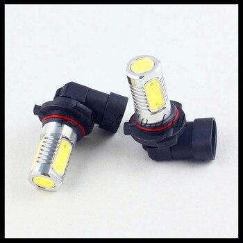 HB4 9006 LED fog light bulb 7.5W 9006 Car LED fog daytime running light bulb HB4 COB LED fog driving light DRL xenon white