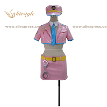 Kisstyle Fashion Super Sonico Uniform COS Clothing Cosplay Costume,Customized Accepted