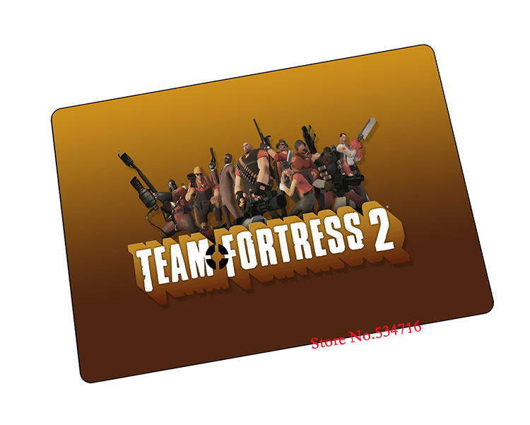 team fortress 2 mouse pad gear HD print game pad to mouse notebook computer mouse mat brand gaming mousepad gamer laptop jogos