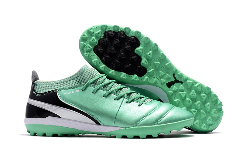 Hotsale New COLOR Arrival  PUMA ONE TF Mens shoes Sneakers Badminton sports Shoes SIZE40-45