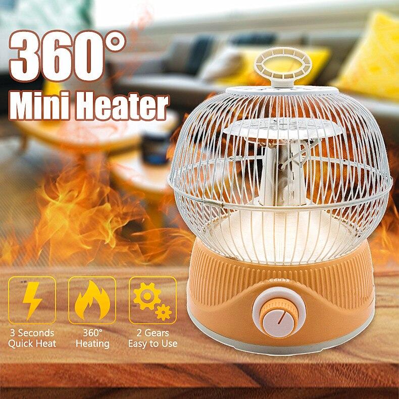 220V 900W Electric Heater Desktop Household Heater Stove Radiator Warmer Machine Heater Fan For Winter Bird Cage Safety Home все цены