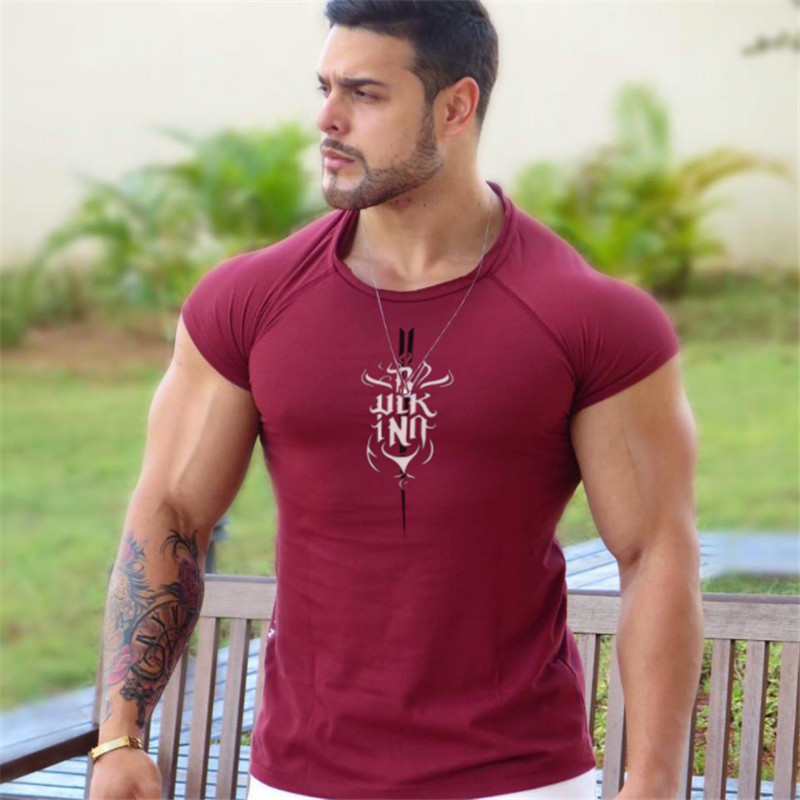YEMEKE Gyms Clothing Fitness Men   Tank     Top   with hooded Mens Bodybuilding Stringers   Tank     Tops   workout Singlet Sleeveless Shirt
