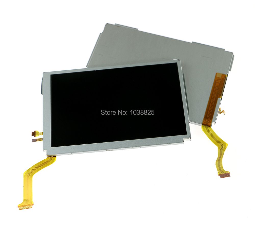 New Original Top Upper LCD Display Screen up lcd for Nintendo NEW 3DS LL 3DS XL 3DSLL 3DSXL|Replacement Parts & Accessories| |  - title=