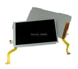 Nowy oryginalny Top górny wyświetlacz LCD ekran w górę lcd dla konsoli Nintendo nowy 3DS LL 3DS XL 3DSLL 3DSXL