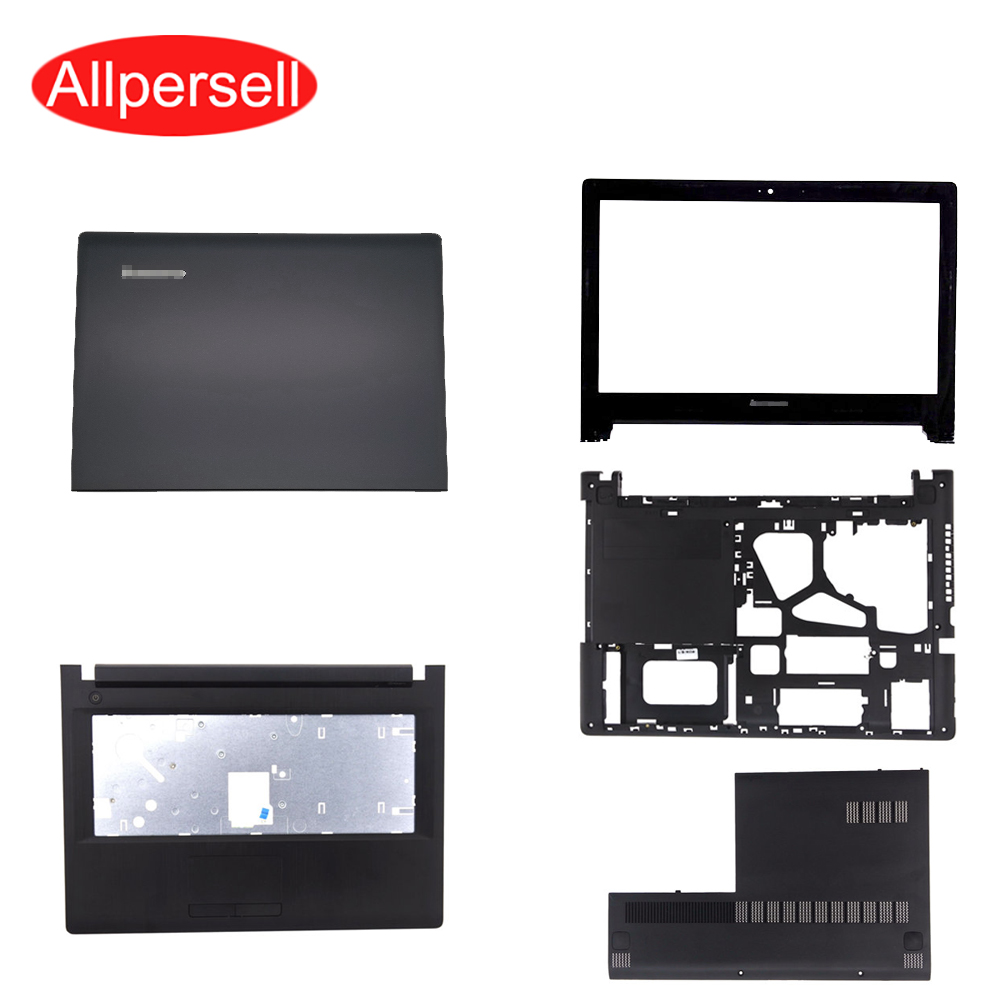 Laptop case For Lenovo G40-45 G40-30 G40-70AM Top cover/palmrest case/bottom shell/Hard Drive Cover/ Screen frame Power cable