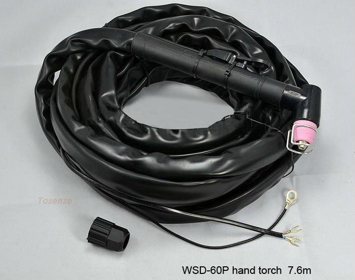 Annual promotion WSD60 Welding Torch Pilot Universal welding torch 40 60Amp 13 feet 4M Feel good nber macroeconomics annual 2000
