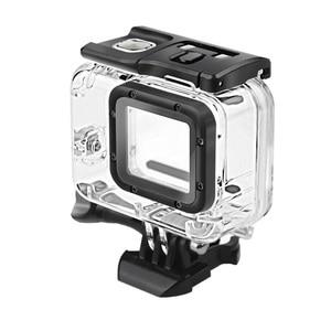 Image 3 - Gopro hero 5 6 용 투명 수중 하우징 anti fog inserts 보호 방수 다이브 쉘 40 m 딥 워터 스쿠버 케이스