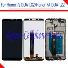 Nouvel écran LCD complet + écran tactile numériseur avec cadre pour Huawei Honor 7S DUA LX2 / Honor 7A ( 5.45 pouces) DUA L22