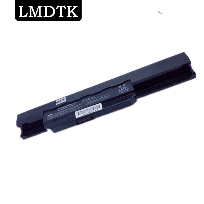 LMDTK Asus A43 A53 K43 K53 X43 A43B A53B K43B K53B X43B сериясы үшін жаңа 6cells ноутбук батареясы A32-K53 A42-K53 Тегін жеткізу