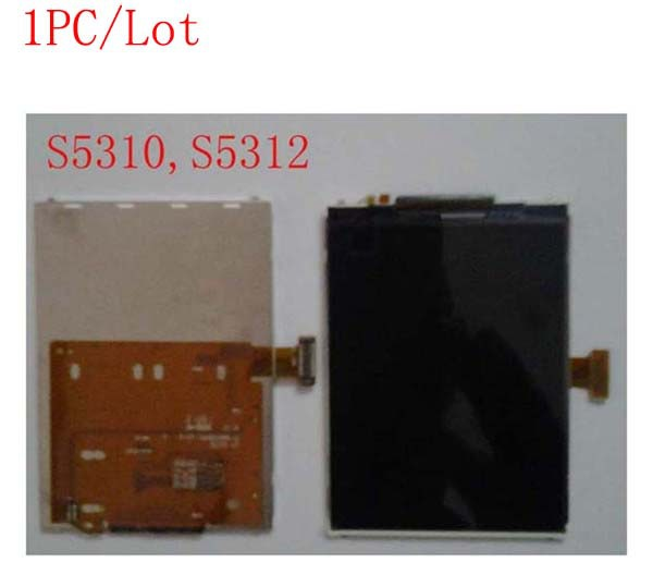 (SS2AS531001AM)(Warranty 6 Months)(1PC by AM DHL EMS)100% Top Quality Guarantee for Samsung S5310 S5312 LCD Screen Display