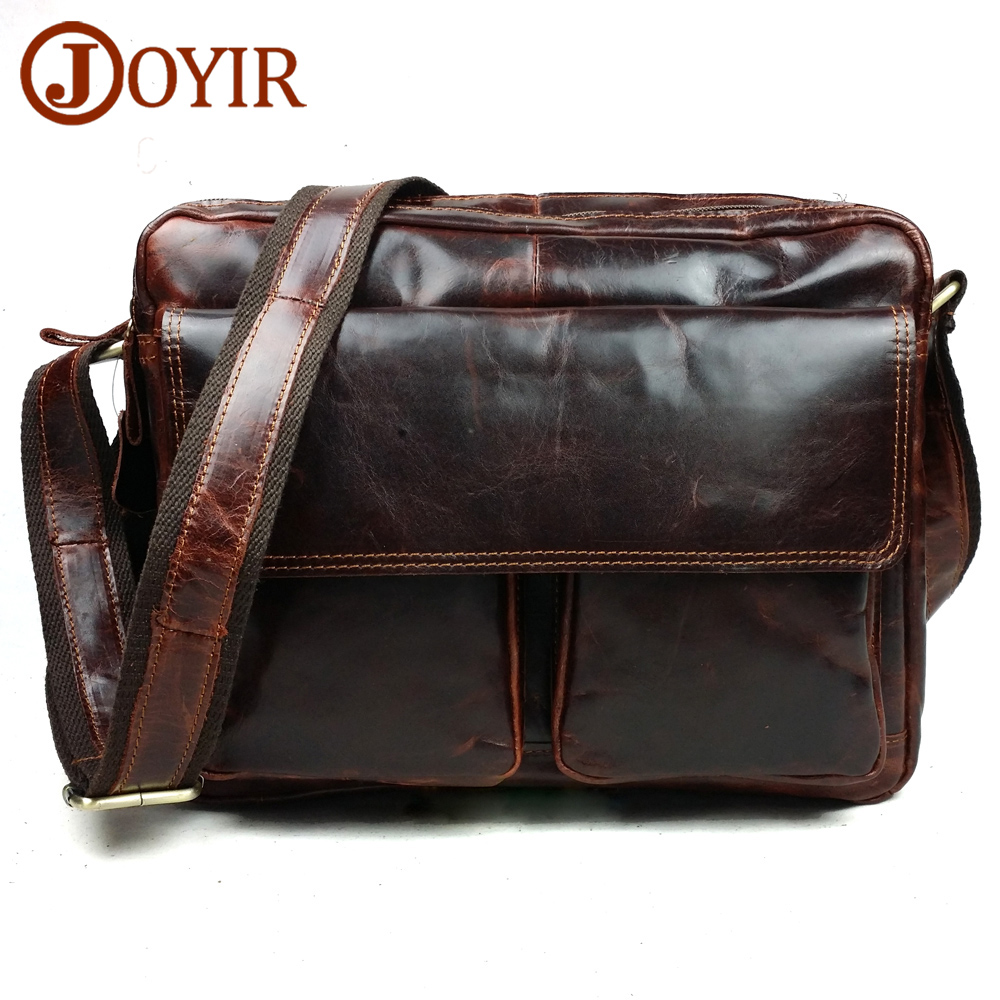 все цены на Luxury Brand Designer Men Crossbody Bag Genuine Leather Men Large Messenger Bag Male Business Leather Shoulder Bags For Men Bag