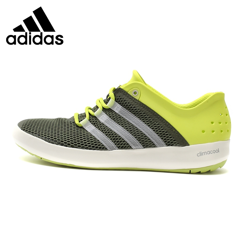 Original New Arrival Adidas Men's Aqua Shoes Outdoor sports sneakers new arrival iron