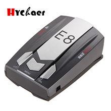 2 в E8 led gps лазерный Анти радар Автомобильная электроника автомобильный детектор лучшие антирадары скорость авто градусов Обнаружение X K Ka Ct La 12 В DC