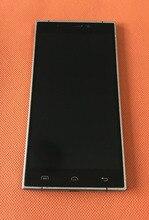 """Tuổi Ban Đầu Màn Hình LCD Hiển Thị Màn Hình + Cảm Ứng Màn Hình + Khung cho DOOGEE F5 4G LTE 5.5 """"MTK6753 Octa core SIÊU NHỎ FHD 1920x1080 Miễn Phí Vận Chuyển"""