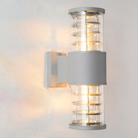 Modern outdoor wall light Waterproof IP54 Porch Aluminum wall lamp for garden decoration up down sconce Double lighting 1118