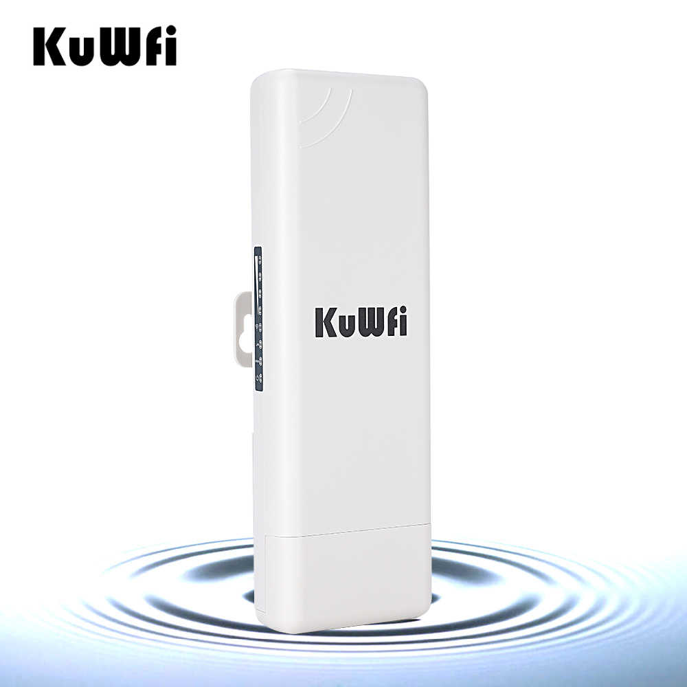 2KM 150Mbps AP Router Wireless Outdoor CPE WIFI Router 1000mW WIFI Bridge  WIFI Repeater Extender WDS Support Monitor IP Camera