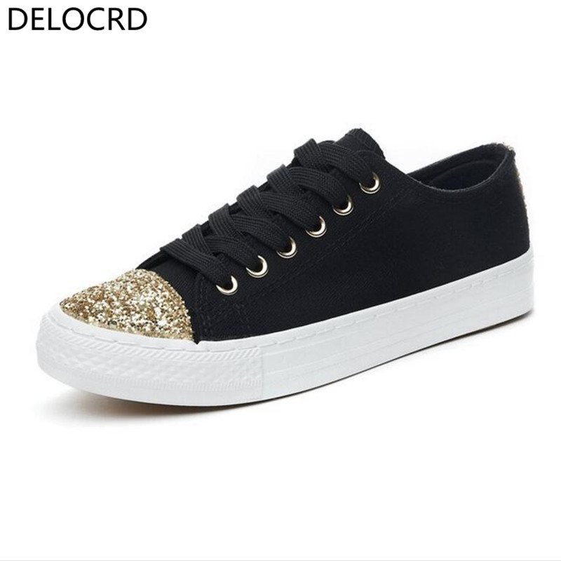 Ladies Canvas Shoes 2018 Summer New Fashion Wild Breathable Casual Shoes Outdoor Style Sneaker Womens Shoes hot Flat ShoesLadies Canvas Shoes 2018 Summer New Fashion Wild Breathable Casual Shoes Outdoor Style Sneaker Womens Shoes hot Flat Shoes